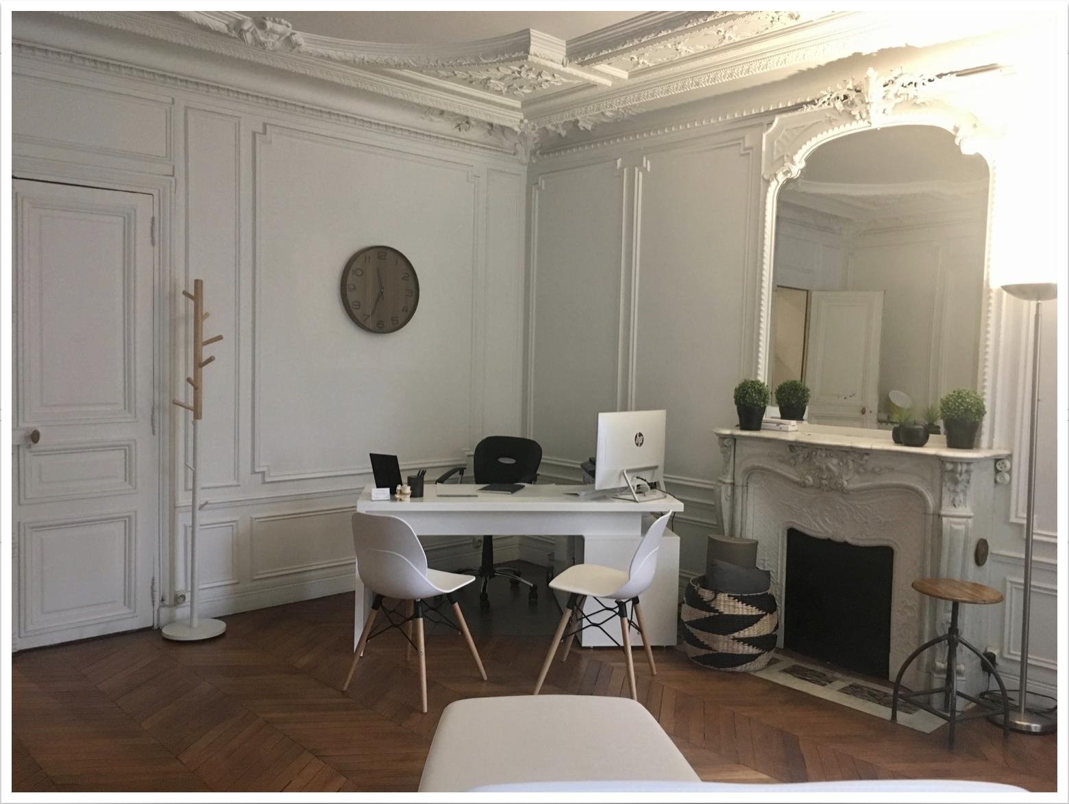 Cabinet kinésithérapeute - Paris - Décoration